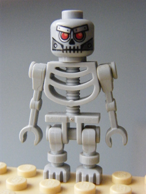 LEGO THE LEGO MOVIE - Robo Skeleton