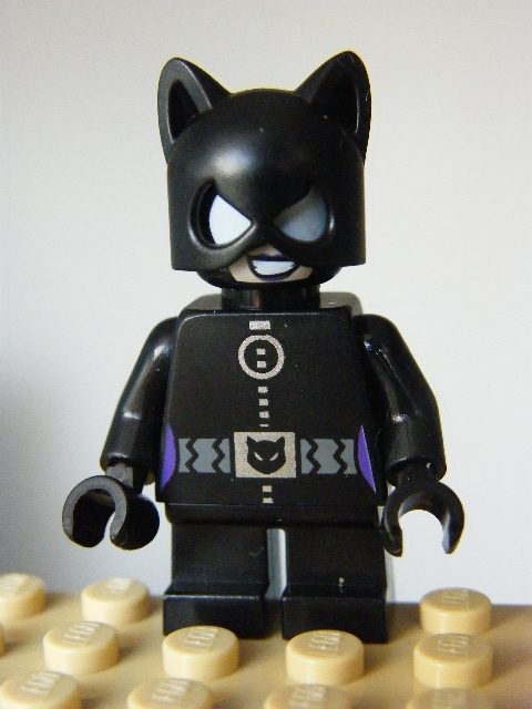 LEGO SUPER HEROES - Catwoman - Short Legs