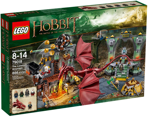 LEGO 79018 - LegoThe Lonely Mountain