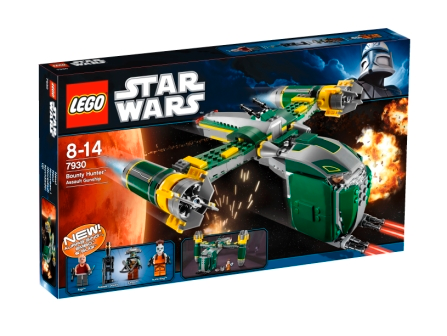 LEGO 7930 - Bounty Hunter Assault Gunship