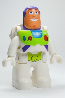 Duplo Figure 47394pb128 - Ville, Male, Buzz Lightyear