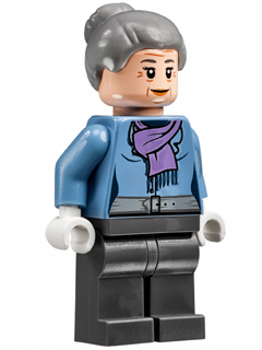 LEGO sh272 - Aunt May (76057)