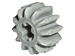 LEGO 32270 - Light Gray Technic, Gear 12 Tooth Double Bevel