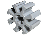 LEGO  32060 - Light Bluish Gray Technic, Gear Timing Wheel 8 Tooth