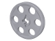 LEGO 4185 - Light Gray Technic Wedge Belt Wheel (Pulley)