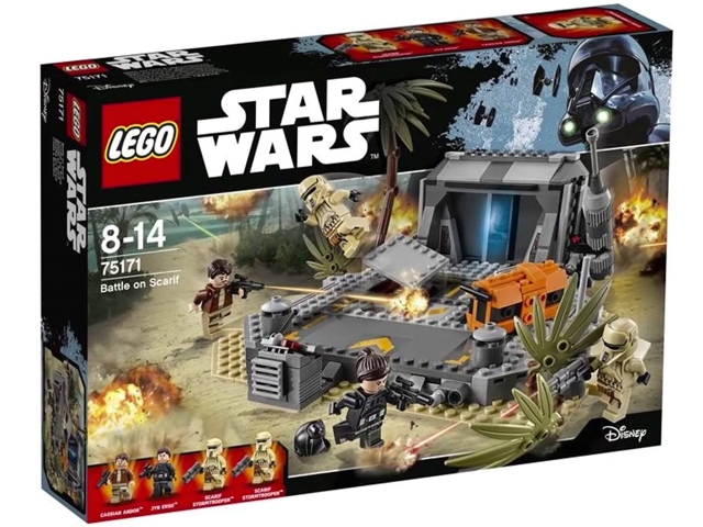 LEGO 75171 - Battle on Scarif