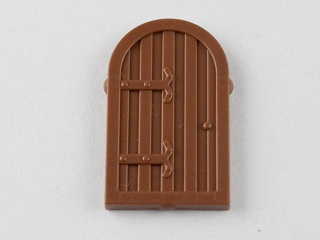 LEGO 94161 - Window 1 x 2 x 2 2/3 Shutter with Rounded Top