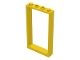 LEGO 60596 - Yellow Door Frame 1 x 4 x 6 Type 2