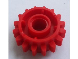 LEGO 18946 - Technic, Gear 16 Tooth with Clutch on Both Sides
