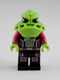 LEGO ac003 - Alien Trooper