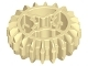 LEGO 32269 - Tan Technic, Gear 20 Tooth Double Bevel