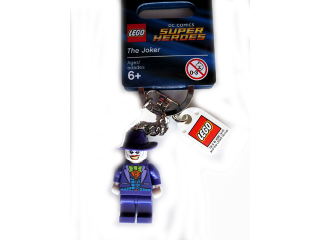 LEGO 51003 - The Joker with Fedora Key Chain