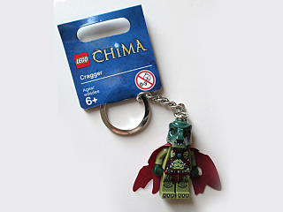 LEGO 850602 - Legends of Chima Cragger Key Chain