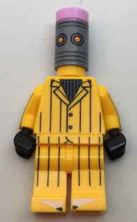 LEGO coltlbm12 - Eraser - Minifig Only Entry