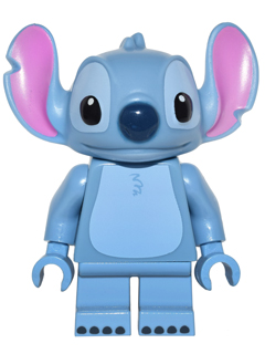 LEGO dis001 - Stitch - Minifig only Entry