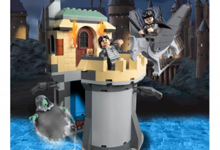LEGO 4753-1 - Sirius Black's Escape