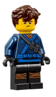 LEGO njo314 Jay - Hair, The LEGO Ninjago Movie (70617)