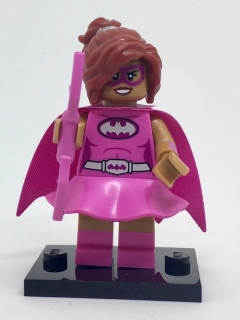 LEGO coltlbm-10 Pink Power Batgirl