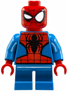 LEGO sh248 - Spider-Man - Short Legs