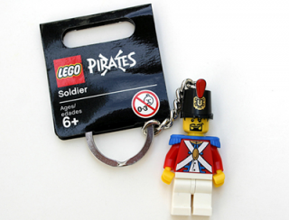 LEGO 852749 - Imperial Soldier II Key Chain
