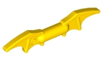 LEGO 98721 - Yellow Minifig, Weapon Batman Bat-a-Rang