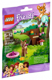 LEGO 41023-1 Fawn's Forest