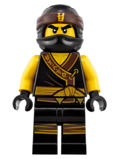 LEGO njo363 Cole - The LEGO Ninjago Movie