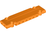 LEGO 15458 - Orange Technic, Panel Plate 3 x 11 x 1