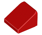 LEGO 54200 Red Slope 30 1 x 1 x 2/3