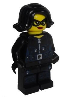 LEGO col242 Jewel Thief - Minifigure only Entry