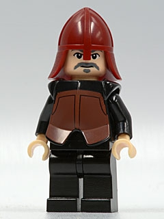 LEGO ava004 Fire Nation