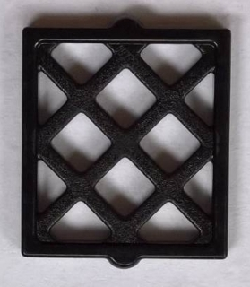 LEGO 38320 Window 1 x 2 x 2 Pane Lattice Diamond