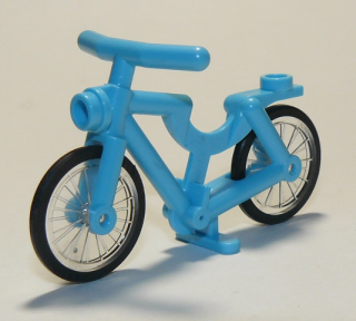 LEGO 4719c02 Medium Azure Bicycle