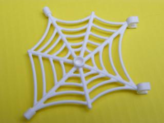 LEGO 30240 White Spider Web with Clips