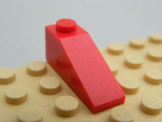 LEGO 4286 - Red Slope 33 3 x 1