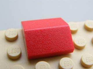 LEGO 3300 - Red Slope 33 2 x 2 Double