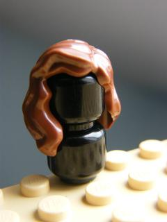 LEGO 85974 - Reddish Brown Minifig