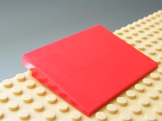LEGO 4515 - Red Slope 10 6 x 8