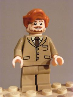 LEGO HARRY POTTER Professor Lupin