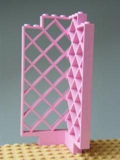 LEGO 30016 - Belville Wall, Lattice 6 x 6 x 12 Corner