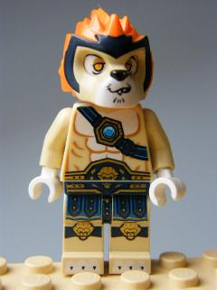 LEGO Legends of Chima -Leonidas