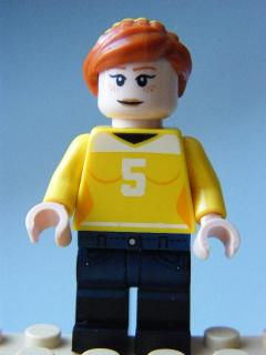 LEGO tnt016 - April O'Neil