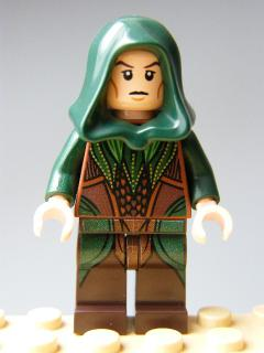 LEGO Hobbit and Lord of the Rings - Mirkwood Elf Archer