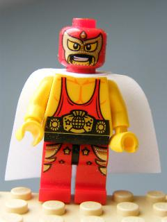 LEGO The Lego Movie - El Macho Wrestler