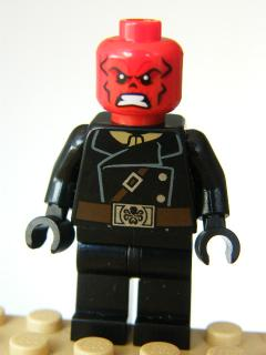 LEGO Super Heroes - Red Skull