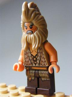 LEGO Hobbit and Lord of the Rings - Beorn