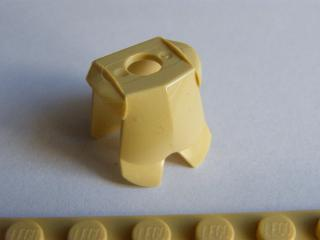 LEGO 2587 - Tan Minifig, Armor Breastplate with Leg Protection