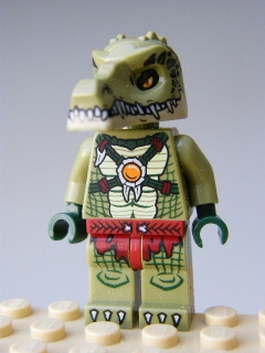 Legends of Chima - Crocodile Warrior 1