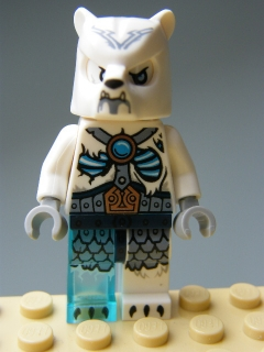 LEGO Legends of Chima - Ice Bear Warrior 2
