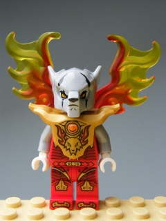 LEGO Legends of Chima - Worriz - Armor Breastplate